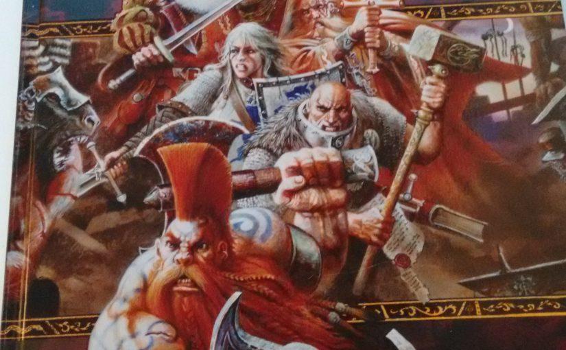 Zwei Helden, viele Welten – Warhammer Fantasy Rollenspiel, 2. Edition