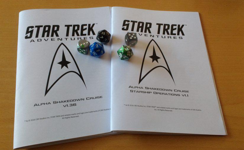 Playtest – Star Trek Adventures Akt 2: Von Klingonen und Andorianern