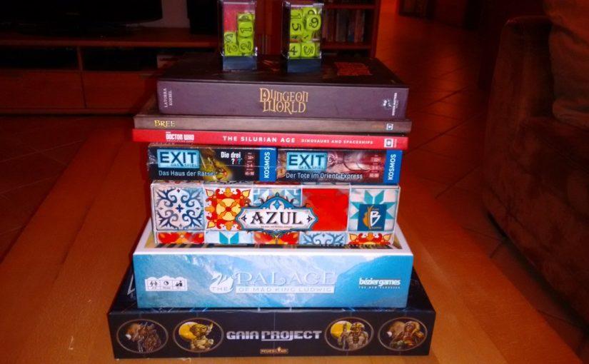 NachSpiel 2017 – Spiele für Freaks und Geeks