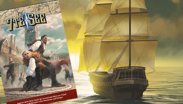 Zwei Helden, viele Welten – 7te See 2. Edition, Teil 2