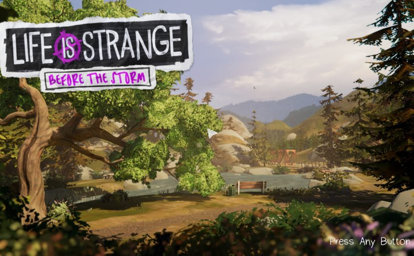 Durchgespielt: Life is Strange: Before the Storm (1)