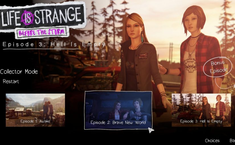Durchgespielt: Life is Strange: Before the Storm (2)