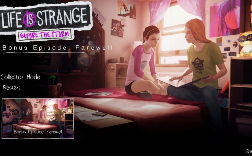 Durchgespielt: Life is Strange: Before the Storm (3)