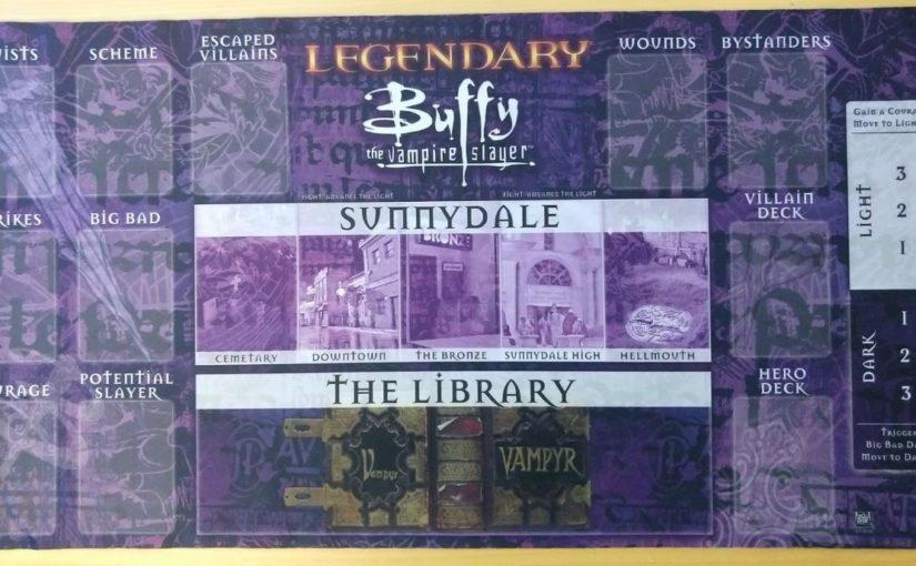 Durchgespielt Spezial: Legendary: Buffy The Vampire Slayer – Teil 2