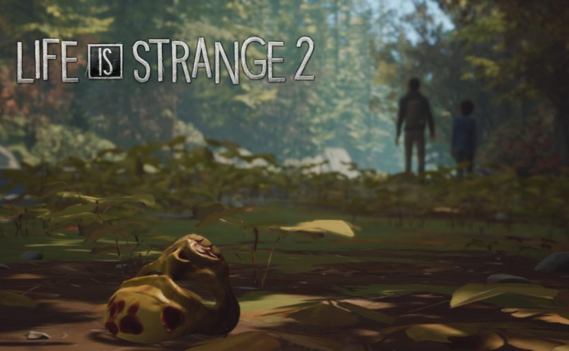 "Durchgespielt: ""Life is Strange 2: Episode 1"" und ""The Awesome Adventures of Captain Spirit"""