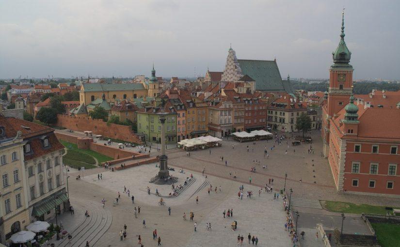Spielorte – Warschau