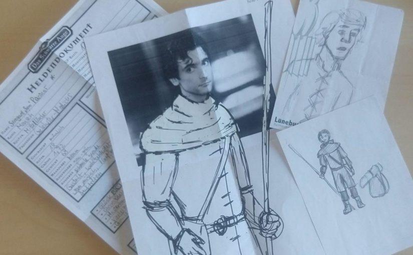 Eure Helden, viele Welten – Syrro Parinor