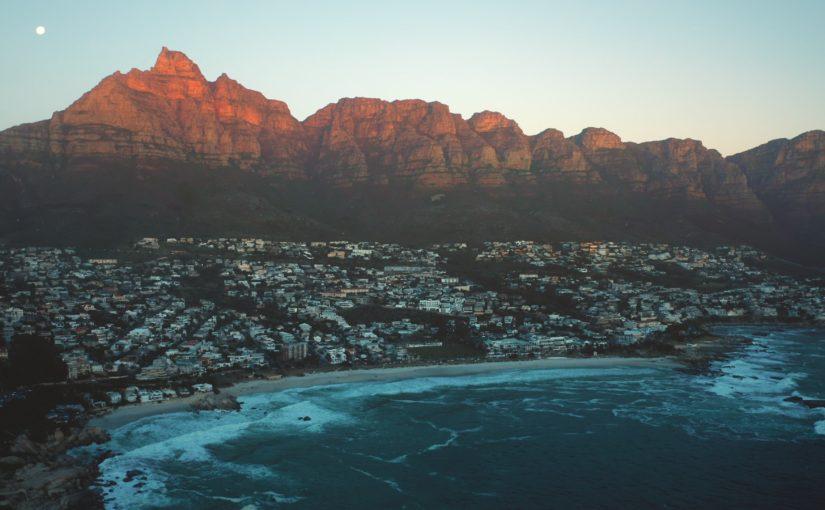 Spielorte – Südafrika